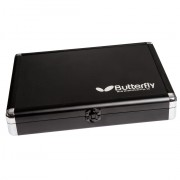 Кейс Butterfly Aluminium Box Black