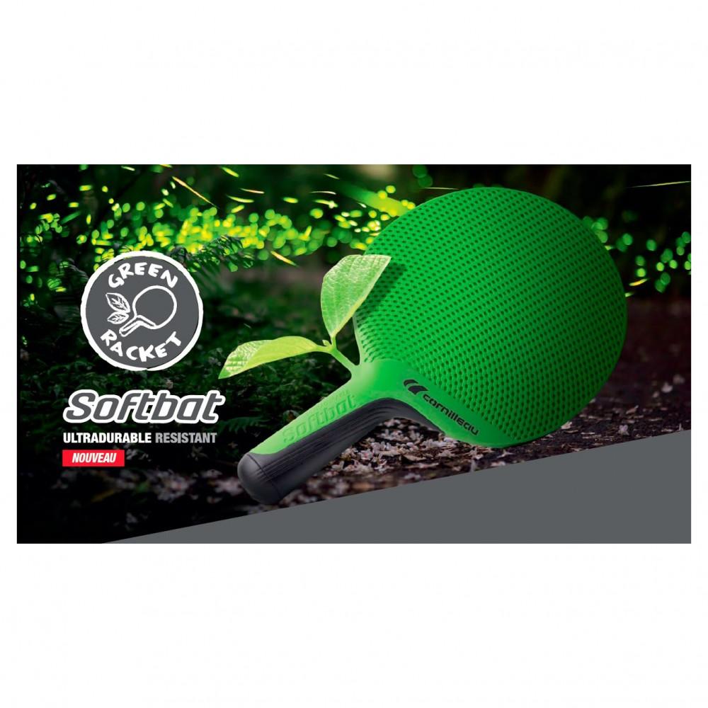 Ракетка для настольного тенниса Cornilleau Softbat - купить в ... 6cbace7753f92